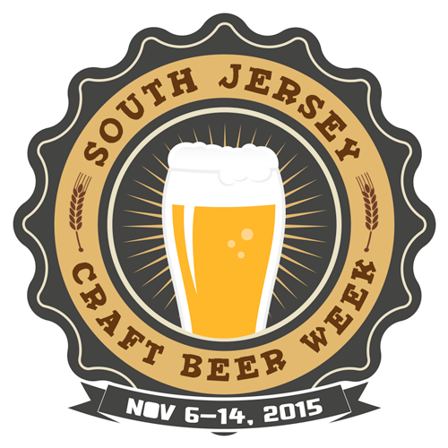 South Jersey Beer Week Logo